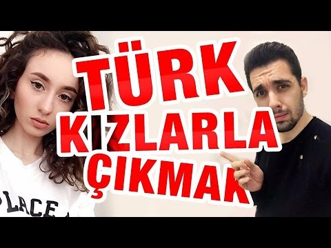 TÜRK KIZLARIYLA ÇIKMAK | HOW TO DATE A TURKISH GIRL (ft. Asena Ermis & Bi Meriç Bi Ebru)