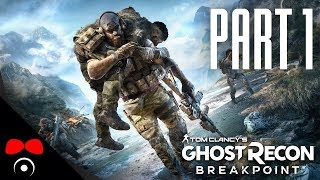 PUNISHER NA OSTROVĚ! | Ghost Recon: Breakpoint feat. FlyGunCZ #1