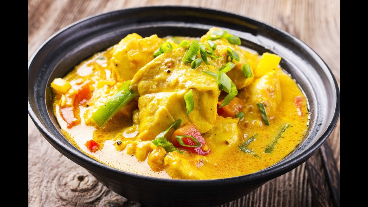 How To Make a Thai Fish Curry - YouTube