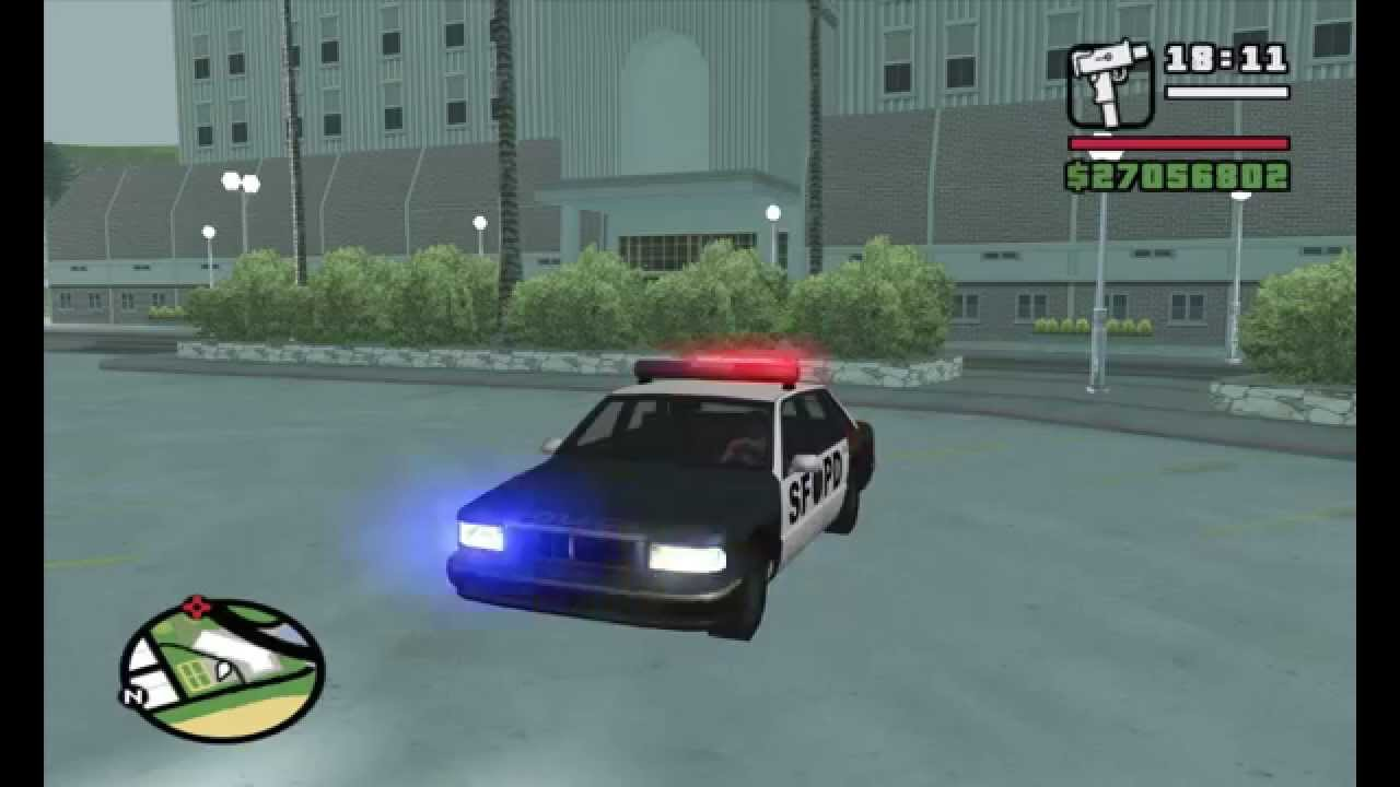 Скачать звук мигалки у полиции