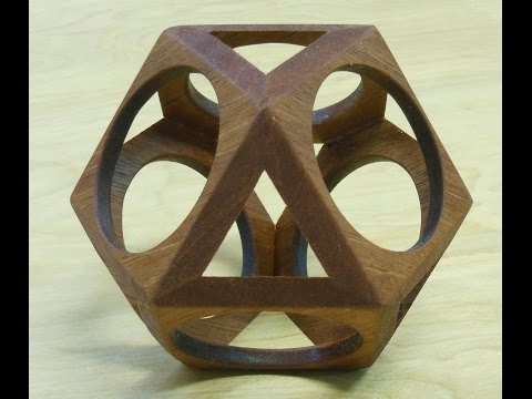 How to make the Wiffle Cube: Woodworking project