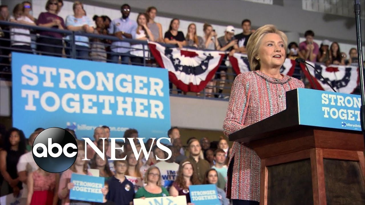 Hillary Clinton 'Doing Great' Back on the Campaign Trail - YouTube