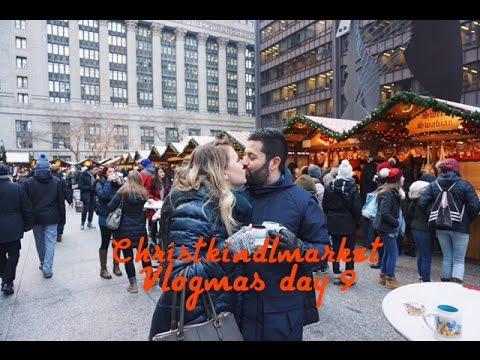 Christkindlmarket , Chicago | Vlogmas day 9