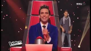 Aymane serhani 2018  avec cheb younes a the voice abdelkader khaled faudel /  أيمن سرحاني شاب يونس