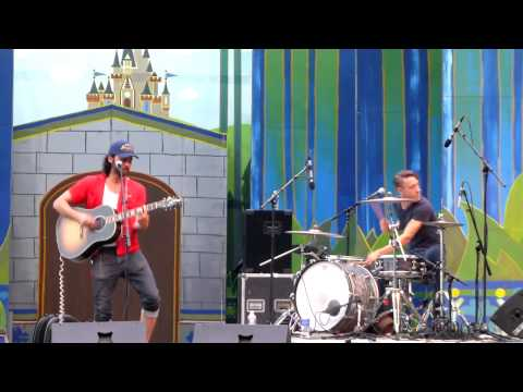 """Shakey Graves - """"Dearly Departed"""" - LIVE @ Prescott Park - 2014.07.25 - Portsmouth, NH"""
