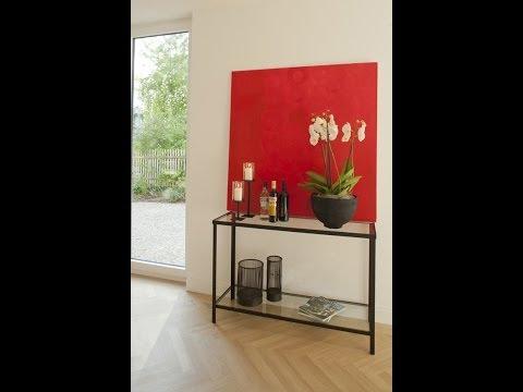 Moderne Einrichtungsidee Wohnzimmer - Sideboard Vincent - Eisenmöbel | VARIA LIVING