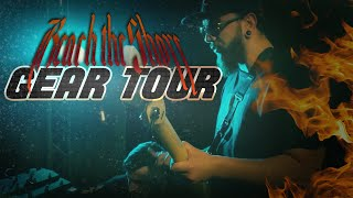 Gear tour with Reach The Shore (English subtitles available)