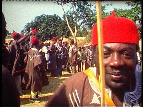 Old Sudan 1977, Abidjan, Cameroon?