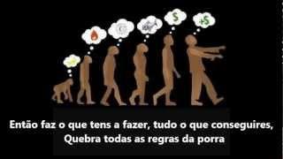 Bad Religion  do what you want (Legendas em Português) PT