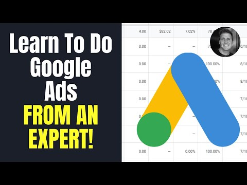 Learn To Do Google Ads Like A Pro | Google Ads Course