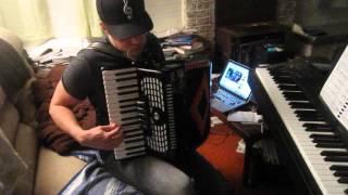 Madvillain MF Doom Accordion Piano Accordion Cover Madlib