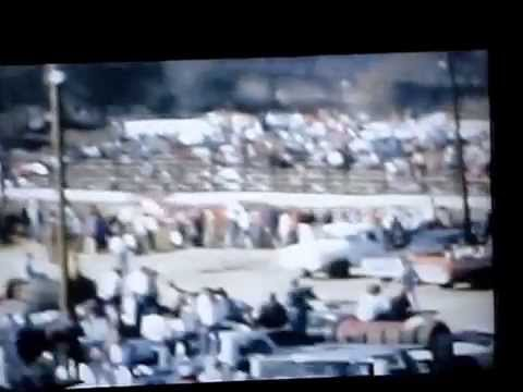 Sumter Speedway, 1976 (from the trees).