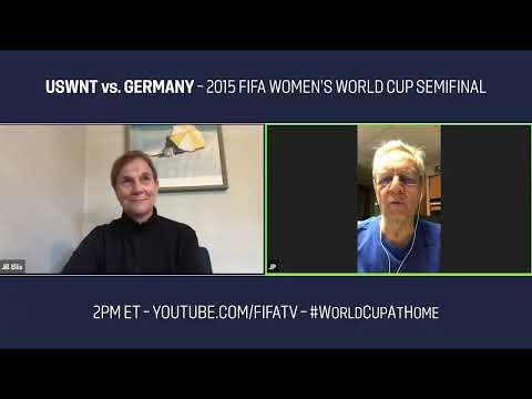 #WorldCupAtHome - 2015 FIFA Women's World Cup Semifinal Pregame With Jill Ellis And JP Dellacamera