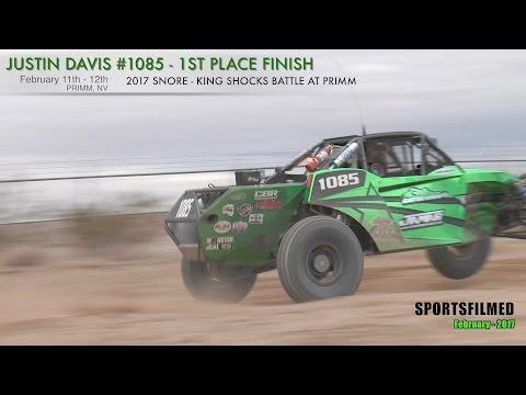 2017 SNORE - King Shocks Battle at Primm - Justin Davis #1085