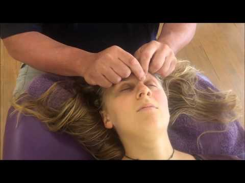 Face Massage | This Face And Head Massage Is The Start Of The Series Of Brandon Massaging Lauren