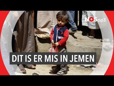Jemen: dit is er mis | NOS op 3