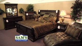 Sam's Furniture Has The Largest Selection Commercial