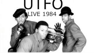 UTFO : 1984 LIVE IN PARIS (Les Bains Douches)