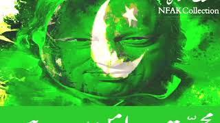 Mera Paigham Pakistan Nusrat Fateh Ali Khan With Lyrics