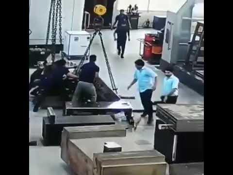 Горе стропальщики