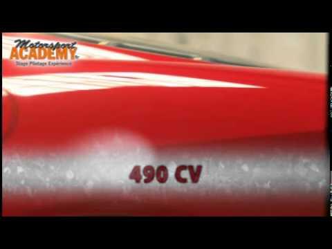 ferrari f430 stages de pilotage motorsport academy youtube. Black Bedroom Furniture Sets. Home Design Ideas