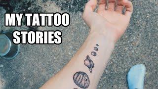 My Tattoo Stories