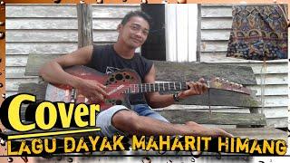 Gambar cover Maharit Himang ~ Lagu dayak | Cover Aldi Mantangai