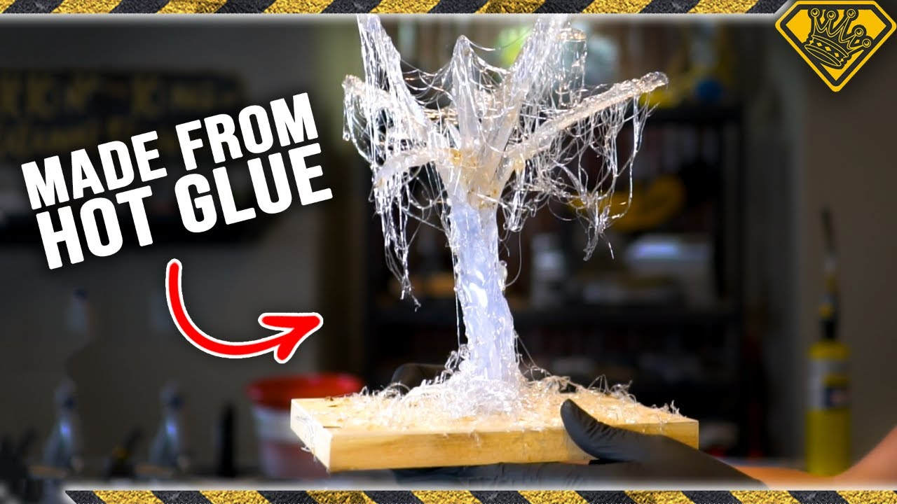 Did You Know Hot Glue Could Do This?