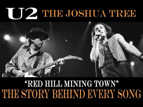 U2   Red Hill Mining Town 2017 Legendado