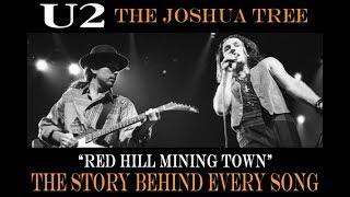 U2 -  Red Hill Mining Town 2017 (Legendado)