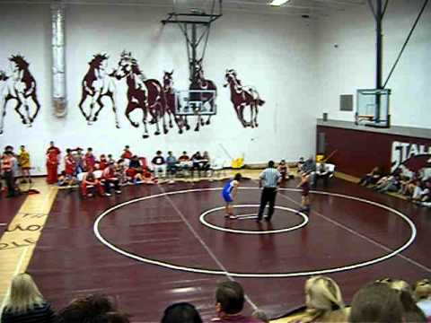 Wrestling Quad at South Middle School