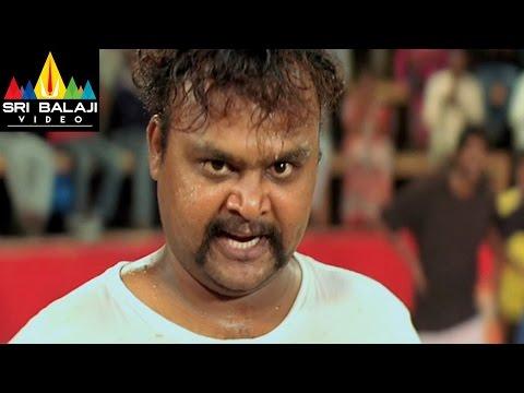 Bheemili Kabaddi Jattu Movie Coach Motivating Bheemili Team | Sri Balaji Video