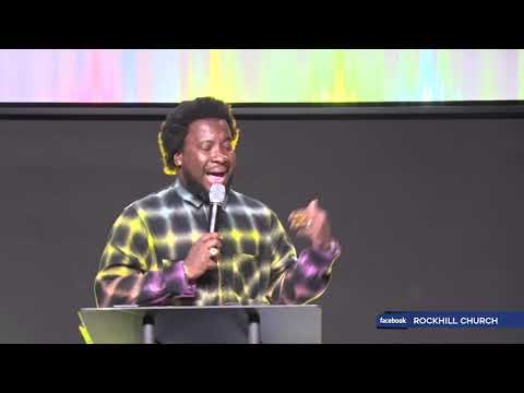 ANGELS AS MEN by Dr. Sonnie Badu - RockHill Church (Destiny Arena)