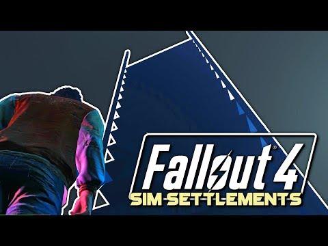 Infinite Tower | Fallout 4 Sim Settlements Episode 5 [2018]