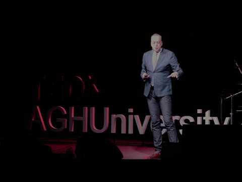 Pozory mylą, czyli jak przyjemność staje się cierpieniem | Robert Rutkowski | TEDxAGHUniversity