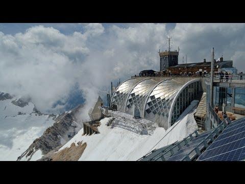 Zugspitze, Germany, HD 1080p