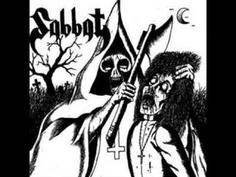 Sabbat  Black Fire