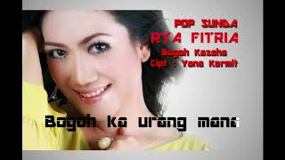 Gambar cover Rya Fitria Bogoh Kasaha