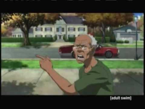 The boondocks season 3 episode 1 youtube