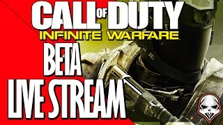 INFINITE WARFARE BETA Game Chat WITH MADRECOIL