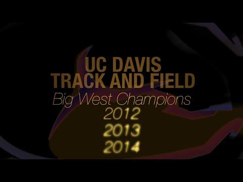 UC Davis Track and Field 2015