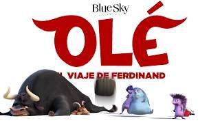 Olé El Viaje de Ferdinand | Clip agarrate fuerte | Próximamente - Solo en Cines