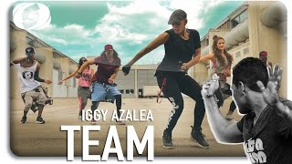 TEAM - IGGY AZALEA / Salsation Choreography by Roxana Rodriguez