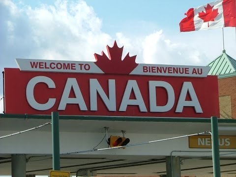 When Times Are Tough Canadian Borders Are Wide Open