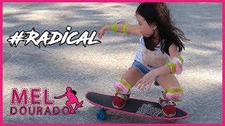 Mel Dourado no Skate
