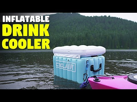 This Is a Inflatable Drink Cooler!