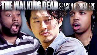 """Fans React To The Walking Dead Season 6 Premiere: """"First Time Again"""""""