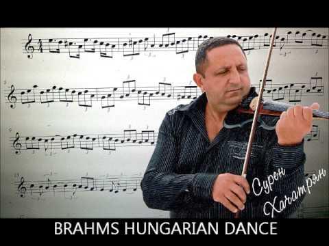 Armenian Violinist Suren Khachatryan