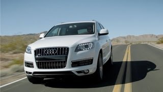 2013 Audi Q7 TDI [US version]