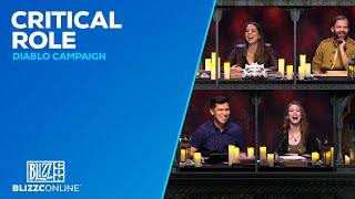 BlizzConline 2021 - BlizzCon Presents: A Critical Role Diablo Campaign - Blizzard Entertainment
